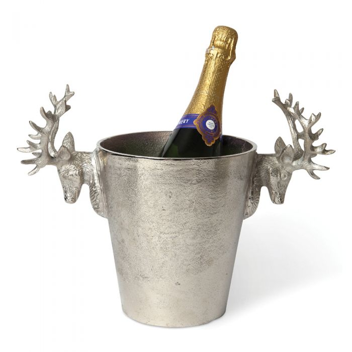 Culinary Concepts Stag Head Wine and Champagne Cooler